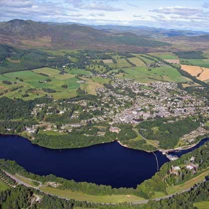 Explore Scotland Pitlochry