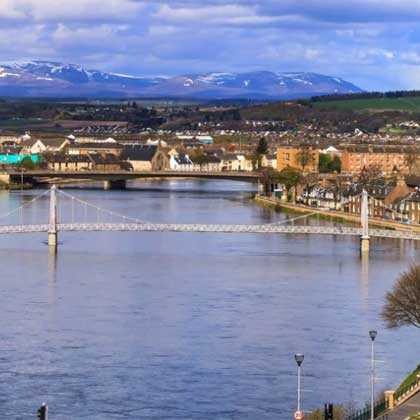 Explore Scotland inverness